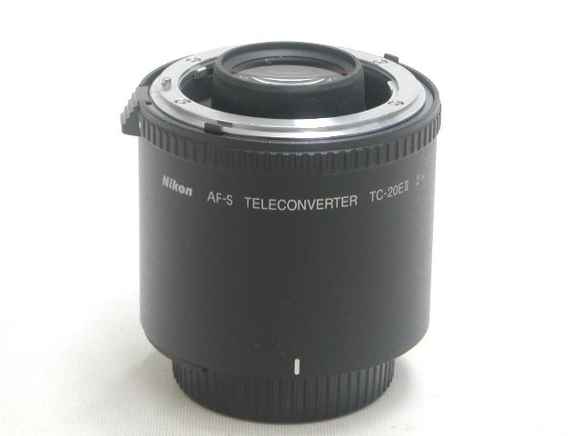 AF-S TELECONVERTER TC-20EII 2x