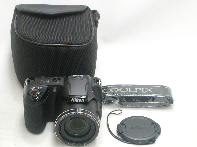 COOLPIX L810  w/ Case
