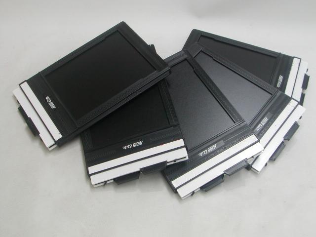 FIDELITY Elite 4x5 Film Holder 5枚セット