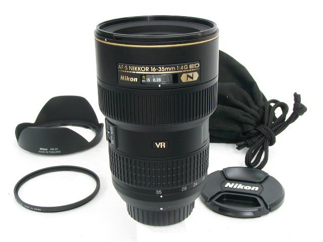 AF-S 16-35mm 1:4G ED VR <N>