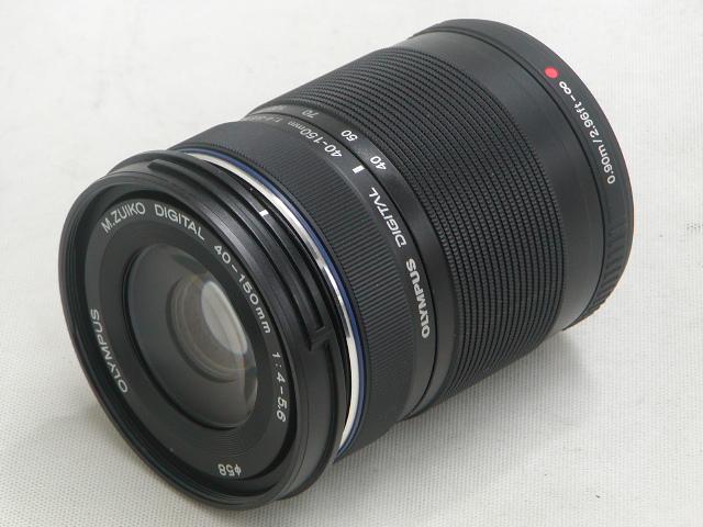 【美品】 M.ZUIKO 40-150mm 1:4-5.6 R ED MSC (Black)