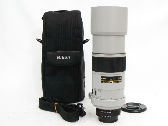 AF-S 300mm 1:4D ED ライトグレー