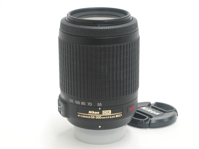 【難あり】 AF-SDX VR 55-200 / 4-5.6G ED