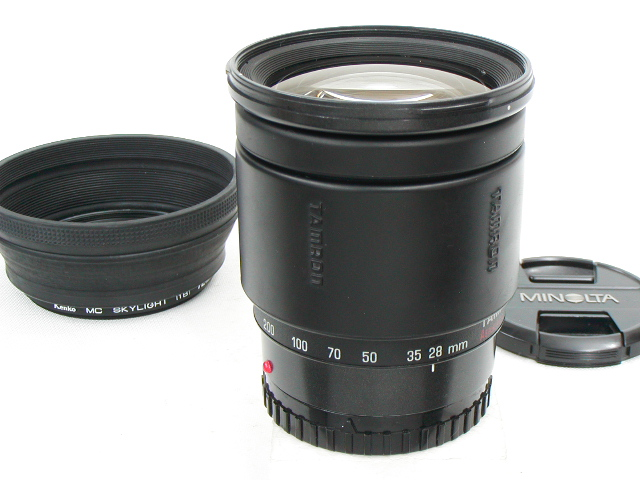 AF 28-200mm 1:3.8-5.6ASPH 710M For Aマウント
