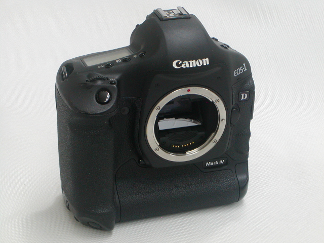 EOS-1D Mark IV  Body