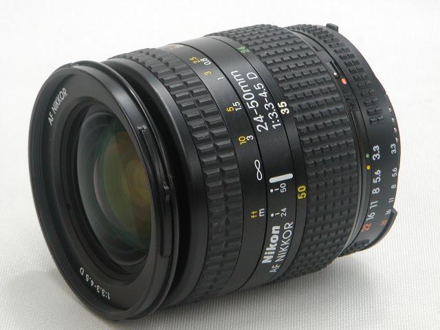 5月 【難あり】 AF NIKKOR 24-50mm 1:3.3-4.5 D