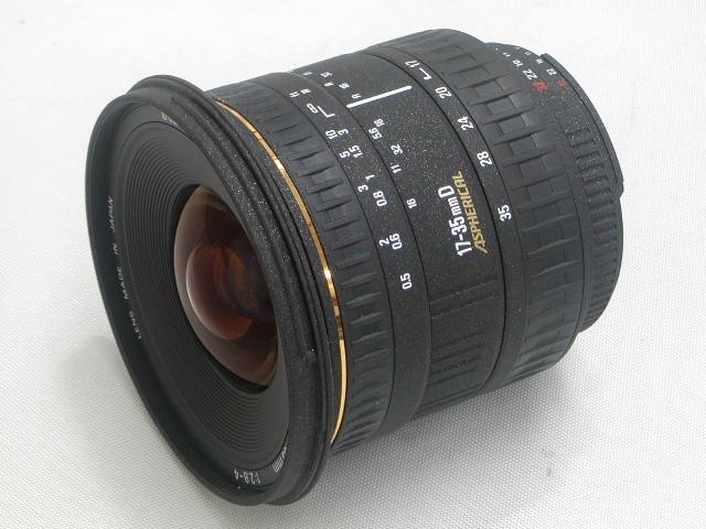 EX 17-35mm 1:2.8-4 ASPHERICAL (for Nikon)
