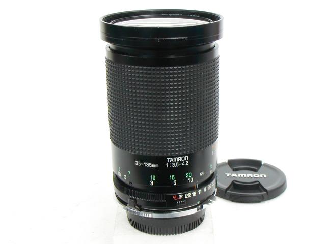 TAMRON 35‐135mm 1:3.5-4.2 For Nikon MF