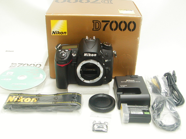D7000 Body