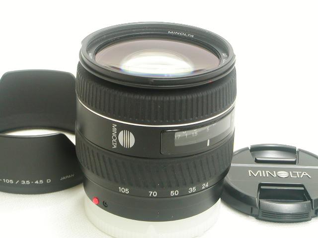 【難あり】 AF 24-105mm 1:3.5-4.5 D