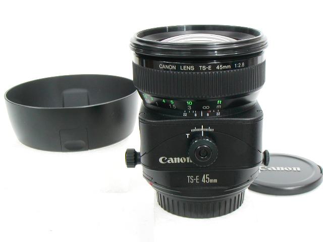 【美品】 TS-E 45mm 1:2.8