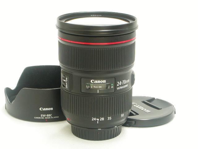 【美品】 EF 24-70 / 2.8L II IS USM