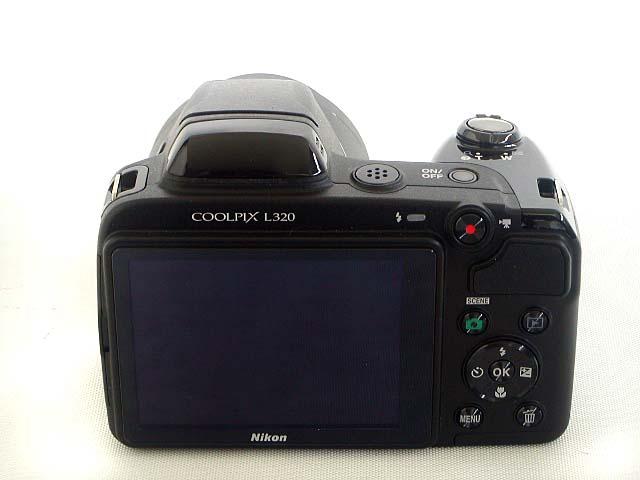 COOLPIX L320 ケース付