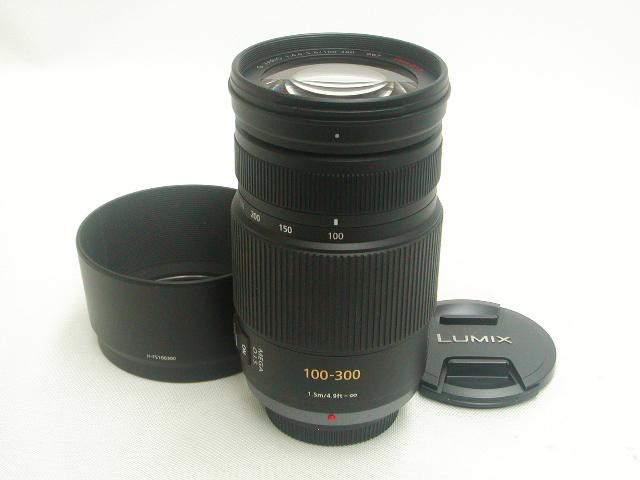 【美品】 G VARIO 100-300mm 1:4.0-5.6 MEGA O.I.S.