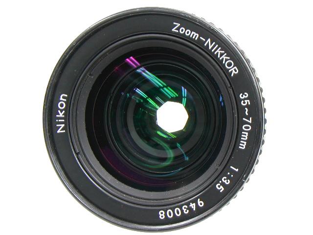 【難あり】Ai-s 35-70mm 1:3.5