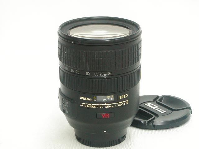 AF-SDX VR 24-120 / 3.5-5.6G ED