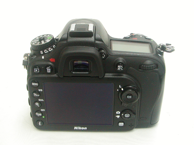 D7100 Body