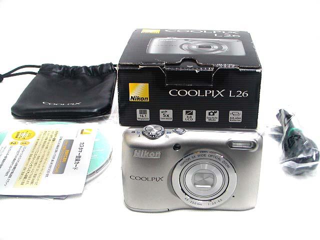 COOLPIX L26
