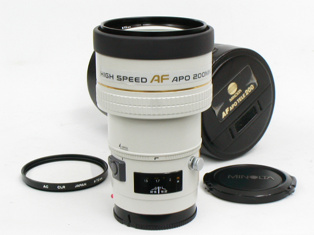 AF APO 200mm 1:2.8(32) HIGH SPEED