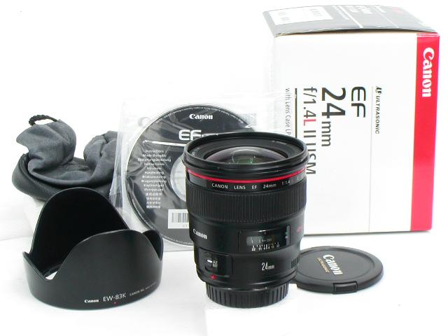 EF 24mm 1:1.4 L II USM