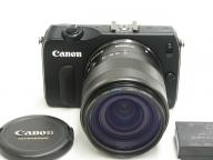 Canon EOS M(Black) EF-M 18-55mm 1:3.5-5.6 IS STM Kit