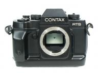 CONTAX 【ジャンク】 RTS III  Body #012334
