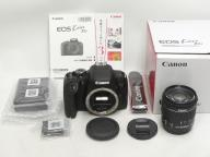 Canon 【極上】 EOS Kiss X9i  EF-S 18-55 IS STM