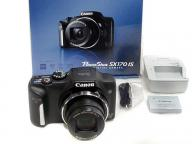 Canon PowerShot  SX170 IS (Black)