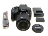 Canon 【美品】 EOS Kiss X7 EF-S18-55mm 1:3.5-5.6 IS STM