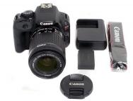 Canon 【美品】 EOS Kiss X7 EF-S18-55mm 1:3.5-5.6 IS STM Kit