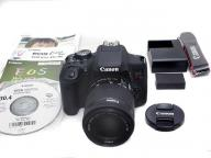 Canon 【美品】 EOS Kiss X8i  EF-S 18-55 IS STM Kit