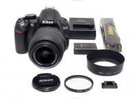 Nikon 【美品】 D3100  AF-S DX 18-55mm f/3.5-5.6 G VR Kit