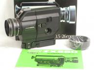 FUJIFILM 【難有り】 FUJICA  Single-8 ZX-250 FUINONZ 1:1.2/10.5-26�