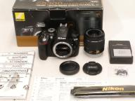 Nikon 【美品】 D5300 (BLACK)  AF-P DX 18-55mm 1:3.5-5.6G VR Kit