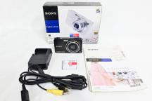 SONY DSC-WX1  (Black)