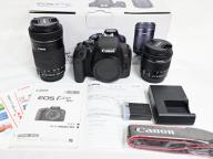 Canon  EOS Kiss X9i Double Zoom Kit