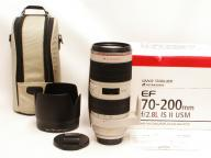 Canon 【美品】 EF 70-200mm 1:2.8 L IS II USM
