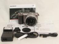 SONY 【極上】 α5100 (ILCE-5100) E PZ 16-50 / 3.5-5.6 OSS  (Brown)