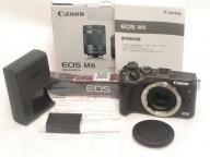 Canon 【極上】 EOS M6  Body  (Black)