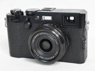 FUJIFILM  【美品】 X100F  SUPER EBC f=23mm 1:2 (Black)